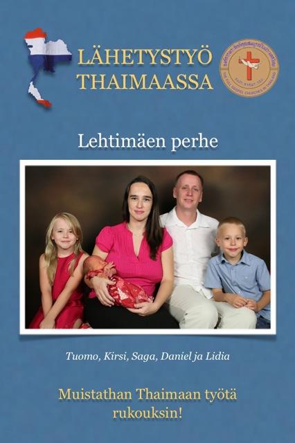 Perhe Lehtimäki