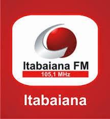 ouvir a Rádio Itabaiana FM 105,1 Itabaiana PB