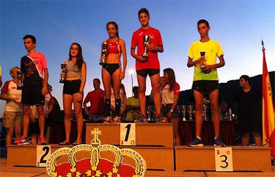 Club Marathón Aranjuez en la Legua de Tielmes