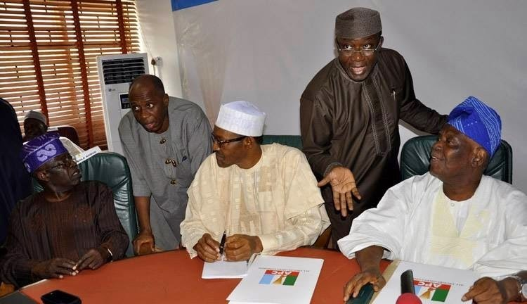 Buhari never said he will make naira equal to dollar-APC
