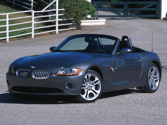 New picture of BMW Z4
