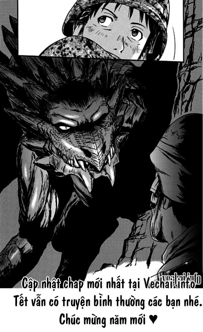 Gate – Jietai Kare no Chi nite, Kaku Tatakeri chap 43 Trang 46 - Mangak.info
