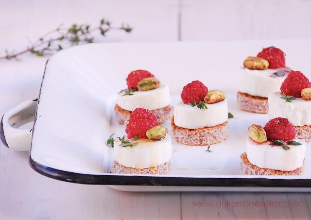Dulces bocados recetas de cocina paso a paso for Canapes recetas faciles y economicas