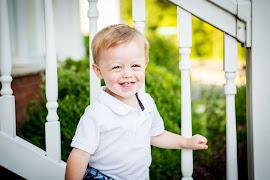 My son, Erik