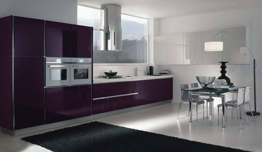 Arredamento moderno mobili cucina moderna for Arredamento sala moderno