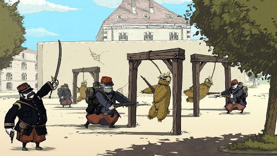 Valiant Hearts The Great War ScreenShot 03
