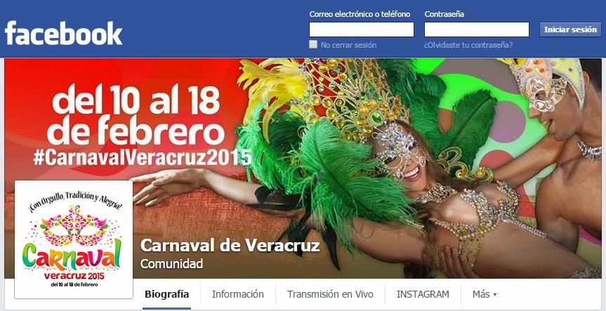 https://www.facebook.com/CarnavalVeracruz