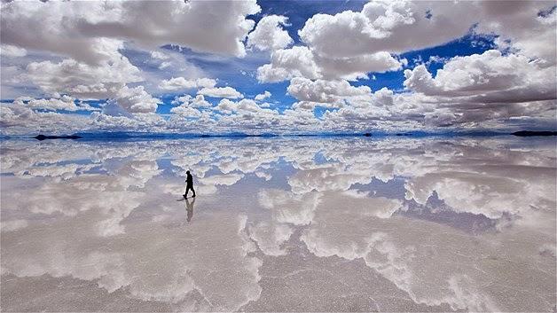 สถานที่สวยๆ มหัศจรรย์ที่ไม่น่าเชื่อว่าจะมีอยู่บนโลกนี้จริงๆ มีอีกหลายแห่ง บนโลกที่อะเมซิ่งๆที่รอเราไปค้นพบ ...