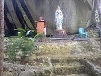 MISA PEMBUKAAN BULAN MARIA DI GEREJA STASI POTENG SINGKAWANG