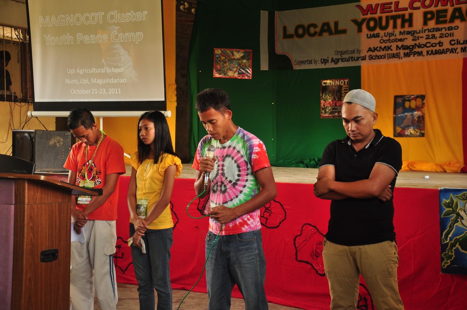 Opisyal na Deklarasyong Pangkapayapaan ng mga Kabataan ng Maguindanao