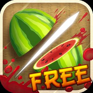 ScreenShoot Fruit Ninja Free 2.1.1 APK untuk Android