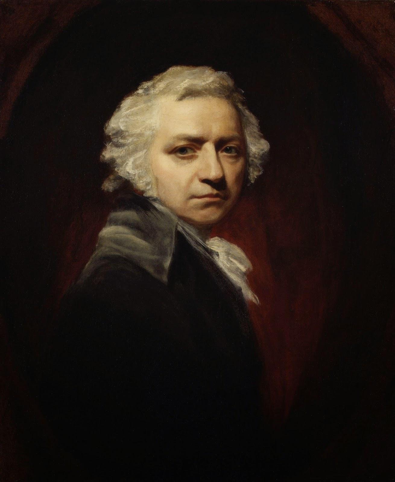Claroscuro: Johann Heinrich Füssli