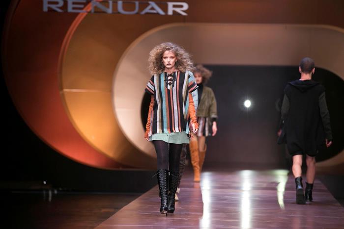 בלוג אופנה Vered'Style - תצוגת האופנה של רנואר לסתיו-חורף 2015/16
