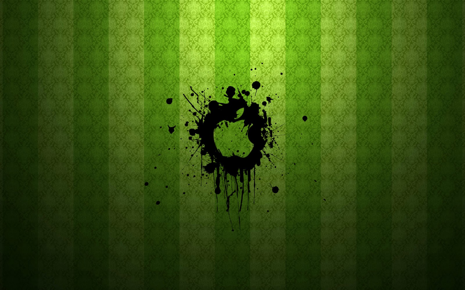 http://1.bp.blogspot.com/-fP_2nGhClHI/UD3TZb3s2eI/AAAAAAAAARc/wsdZAkv4VEY/s1600/Green+colour+wallpaper+with+apple+logo+in+black+shades.jpg