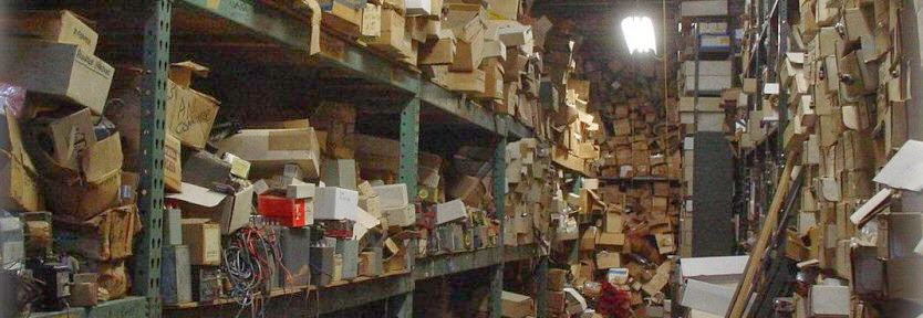 Mis-managed inventories at warehouse