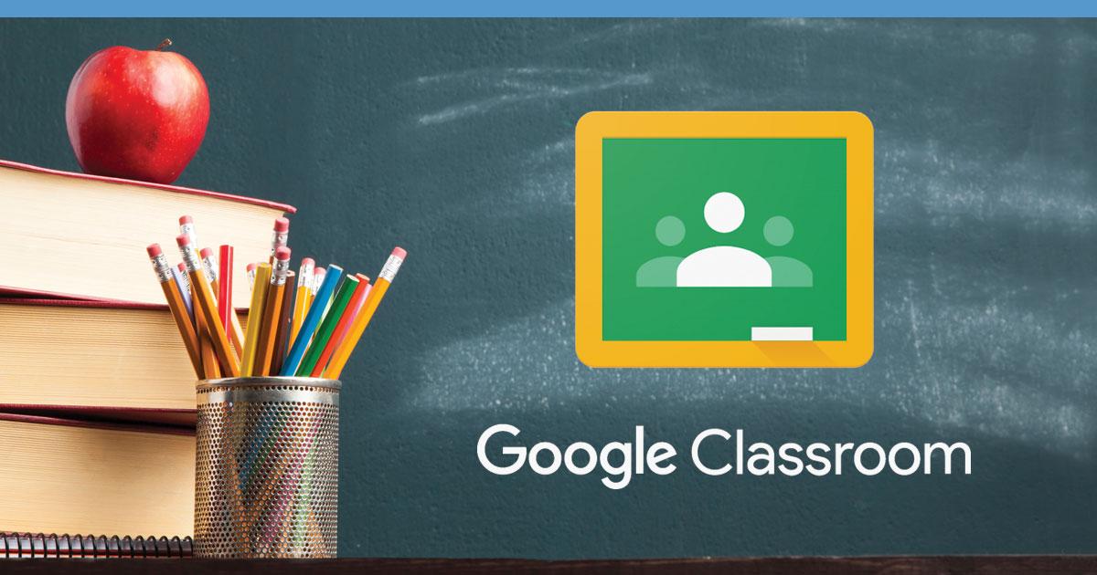 Google Classroom (Klik Pada Gambar)