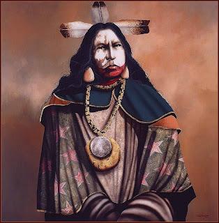 Дыхание шамана