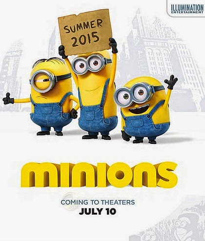 Film Despicable Me Minions 2015