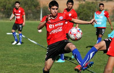 Jugadores Convocados por Chile para el Sudamericano Sub-20