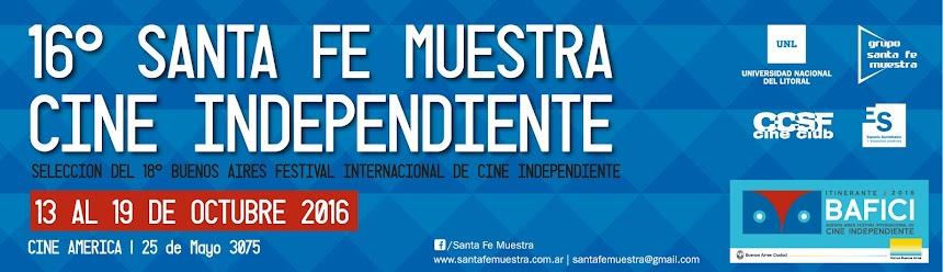 16º Santa Fe Muestra Cine Independiente
