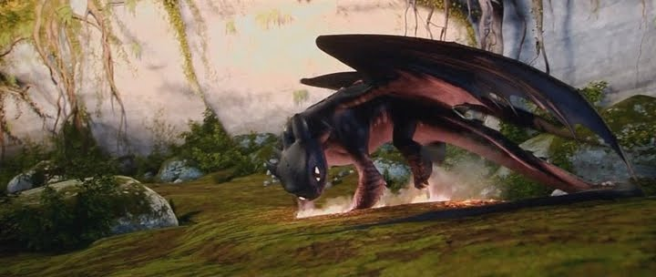 theme how to train your dragon 2