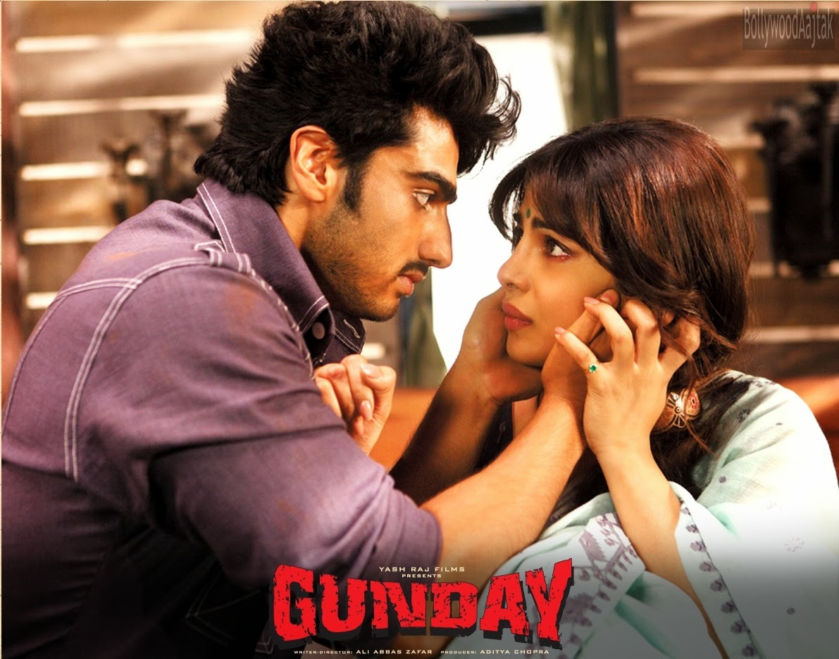 hq hot wallpapers: gunday movie wallpapers