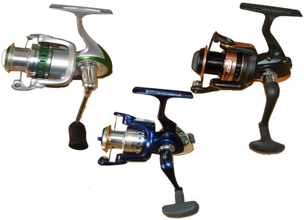 Small Fishing Reels Small Fixed Spool Reel in