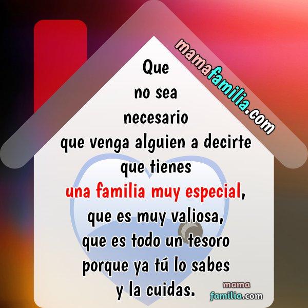 Palabras para los padres, ama a tu familia, valora a tus hijos, cuida tu hogar, casa. Frases por Mery Bracho