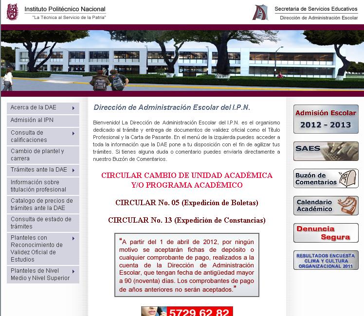Calendario de Inscripciones Niños Talento DIF DF 2012 2013