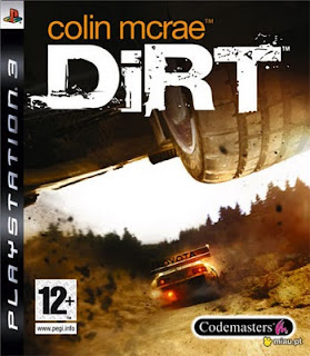 Colin McRae DiRT   PS3 corrida