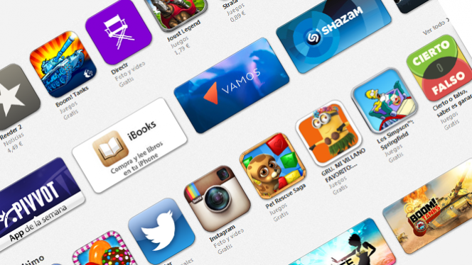 Descargar Apps gratis iOS