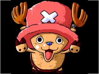 10 karakter hewan anime terimut - Dessin one piece chopper ...