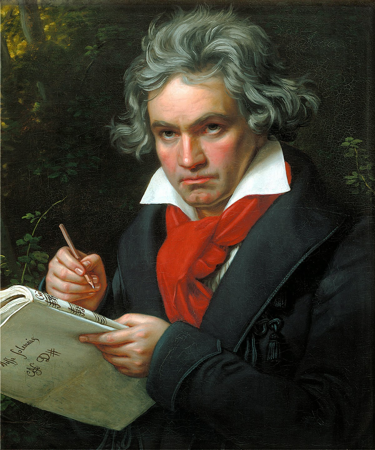 The 15 Greatest Classical Composers Of All Time - Ludwig van Beethoven (1770-1827)