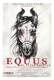 an analysis of the act one of equus and the role of alan Equus study guide contains a biography of peter shaffer, literature essays, quiz questions, major themes, characters, and a full summary and analysis.
