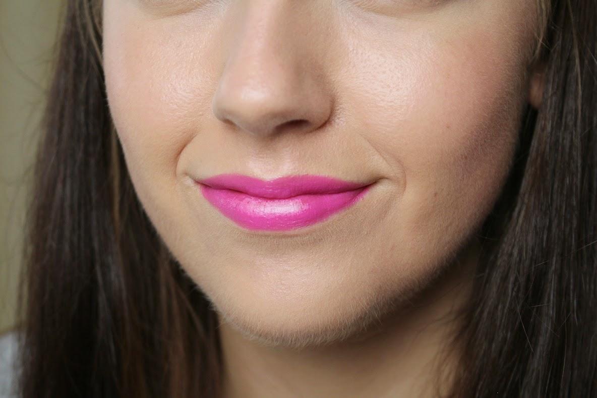 Chanel la Diva Lipstick Review Velvet Lipstick in la Diva