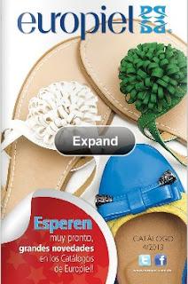 Catalogo calzado europiel C-4 2013