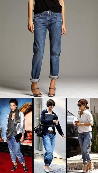 Как сделать джинсы с заворотом