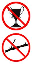 Stöckchen und Award freie Zone