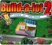 เกมส์ Build-a-lot 2 - Town of the Year