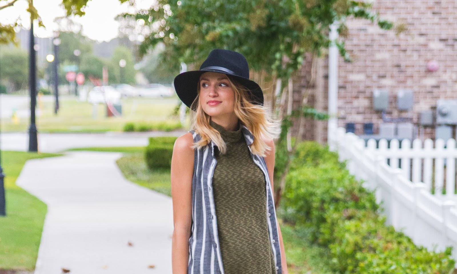 How To: Wear A Dress As A Duster