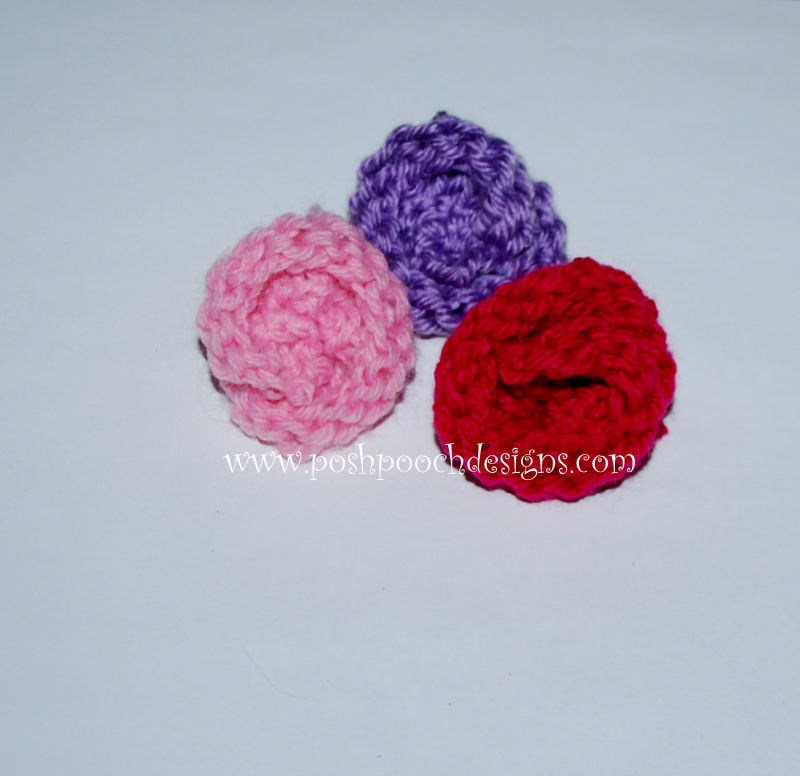 Roses Knitting Centre : Posh pooch designs dog clothes little roses collar