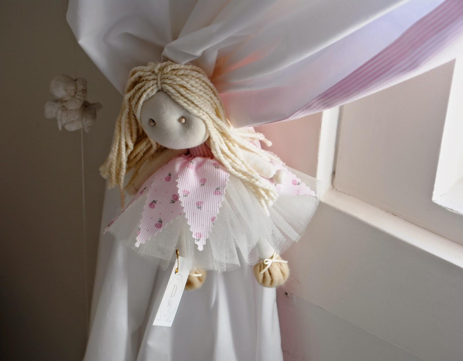 Paz montealegre decoraci n cortinas de ventana para ni os - Abrazaderas para cortinas ...