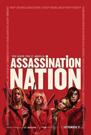 Assassination Nation - Legendado Filmes Torrent Download capa