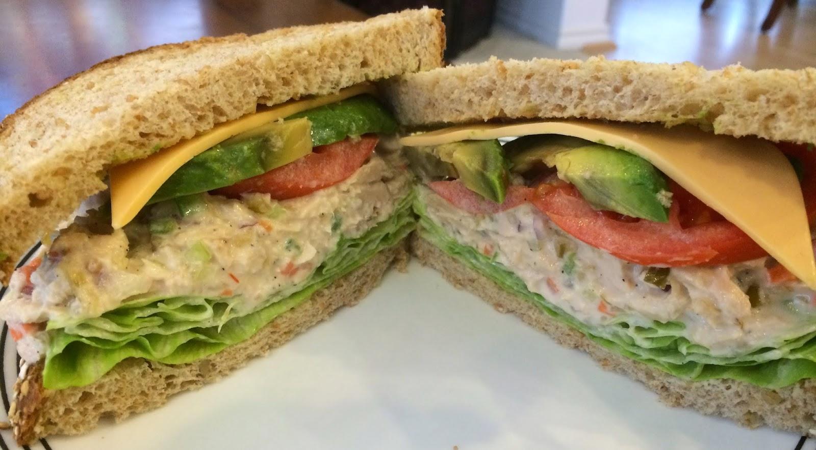 Taste of hawaii world 39 s best tuna sandwich recipe for Best tuna fish sandwich