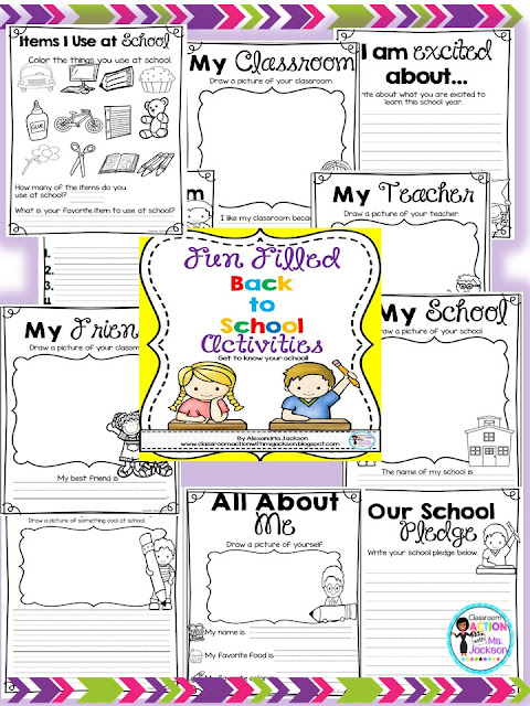 https://www.teacherspayteachers.com/Product/Back-to-School-Activities-1393877