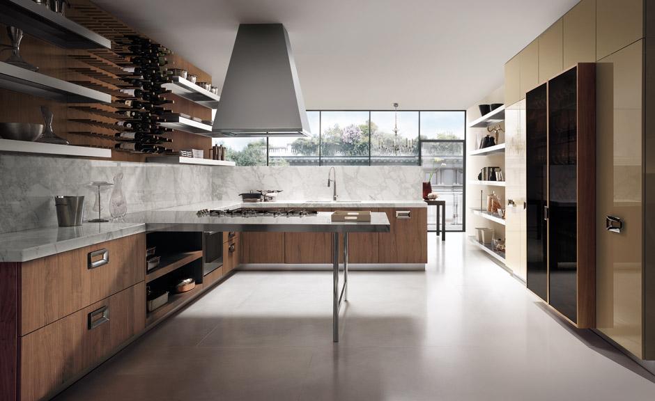 meuble cuisine etagere cuisine moderne meubles de - Etagere Cuisine Moderne