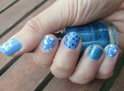 Essie - Lapiz of Luxury Milani - one coat blue glitter