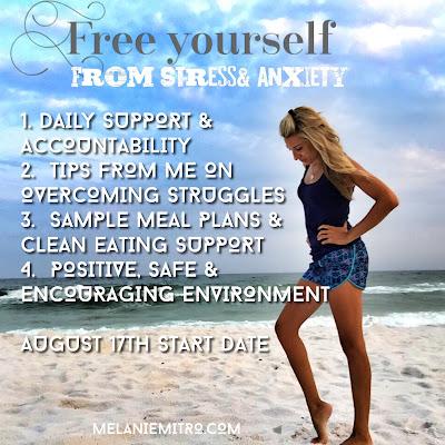 Accountability, Anxiety, clean eating, Depression, Elite Coach, melanie mitro, Piyo, Shakeology, Support, Top Coach, Yoga.