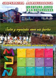 """Cooperativa Agroecológica """"Un futuro junto a la naturaleza"""""""