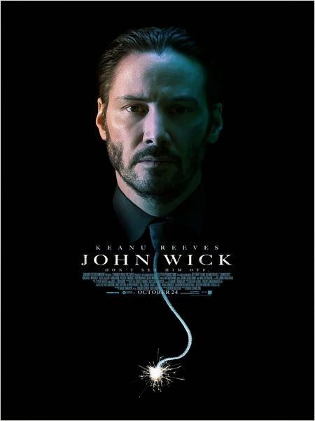 Filme John Wick Dublado AVI BDRip